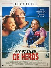 Affiche MY FATHER CE HEROS Katherine Heigl GERARD DEPARDIEU 120x160cm *