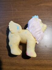 1986 My Little Pony Moon Dreamers Yellow Lion
