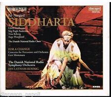 Norgaard: Siddharta - For a Change / Latham-koenig, Kiberg, Andersen - CD