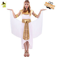 Deluxe Egypt Queen Princess Costume Women Arracted Cleopatra Cosplay Fancy Dress