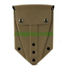 US Military Entrenching E-Tool Shovel Carrier Pouch Cover Case COYOTE BROWN EXC