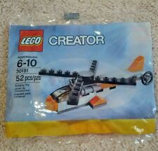 Lego City Helicopter (30181) *Brand New Sealed* Goodie Bag xmas stocking stuffer