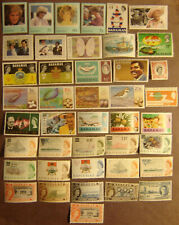Bahamas 42 Different Mint Never Hinged F-VF