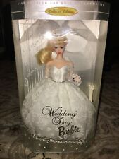 Collector Edition WEDDING DAY Barbie 1960 Fashion & Doll Reproduction 1996