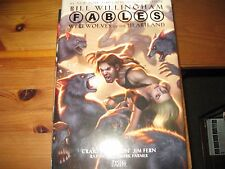 Fables The Werewolves of the Heartland Hardcover Graphic Novel