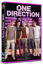 ONE DIRECTION - THE ONLY WAY IS UP  - DVD - REGION 2 UK
