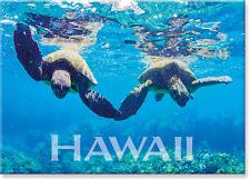 Hawaiian Art Collectible Refrigerator Magnet - Hands by Monica & Michael Sweet