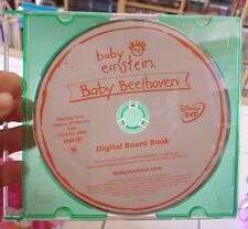 Baby Einstein - Baby Beethoven (disc only) DVD MOVIE - FREE POST