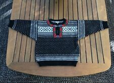 Vintage Dale of Norway Wool  Fair Isle Sweater - Kids 6