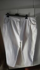 Jean blanc 3SUISSES Taille 54