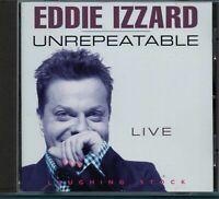 EDDIE IZZARD - Unrepeatable - CD Album NEW