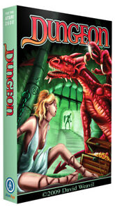Dungeon - Original Atari 2600 HomebrewGame - New in Box!