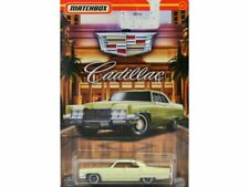CADILLAC Sedan DeVille - 1969 - lightyellow - Matchbox 1:64