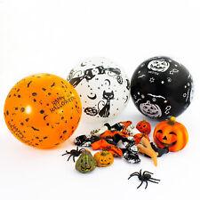 15x Luftballons für Halloween Gruselige Horror Feier Party Deko