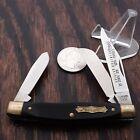 VINTAGE SCHRADE LTD GRAND DADS OLD TIMER II 1975 POCKET KNIFE MADE IN USA