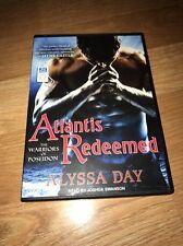 Atlantis Redeemed ~ Alyssa Day ~ MP3 CD Unabridged Audio Book ~ UAB