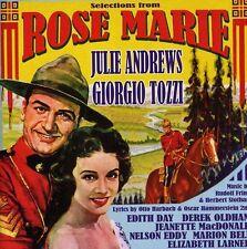 Giorgio Tozzi, Julie Andrews - Rose Marie [New CD]