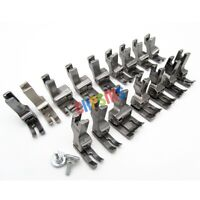 #KP-PF16 16 METAL COMPENSATING FOOT SET for many brand industrial sewing machine