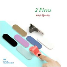 2 Piece Finger Ring Buckle Holder Stand Bracket for Smart Cell Phone Grip