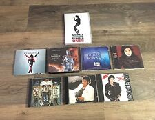 Michael Jackson CD Album & DVD Bundle- x7 CD's + 1 DVD- King Of Pop- Jackson 5