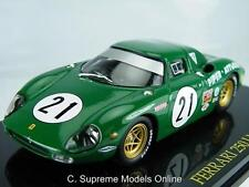 FERRARI 250LM 1/43RD SIZE MODEL CAR SPORT RACE 2 DOOR LE MANS TYPE BXD Y0675J^*^