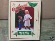 RALPHIE NEEDS NEW GLASSES ~ Dept 56 ~ A Christmas Story ~ Ralphie