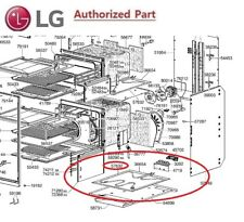 LG GENUINE OVEN PART EBZ60703858