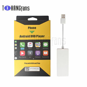 Carplay USB Dongle For WinCE Apple iPhone Android Car Navigation Player 5V ATF