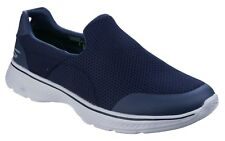 Skechers Go Walk 4 Incredible Trainers Mens Summer Slip On