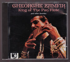 LIKE NEW CD Gheorghe Zamfir - King of the Pan Flute and Other Favorites