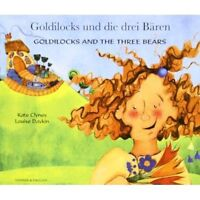 Goldilocks and the Three Bears in German and English by Clynes, Kate, NEW Book,