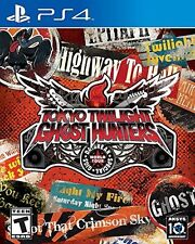 Tokyo Twilight Ghost Hunters Daybreak Special Gigs! World Tour PS4 1st Ed. NEW