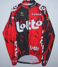 Vintage Lotto cycling team jacket Sibille Size 3