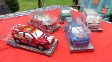 Spielzeugautos  5 Stück  mit Rückzug zum Aufziehen