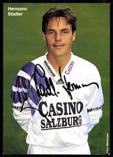 Hermann Stadler Casino Salzburg Orig. Sign. TOP  +A 76823