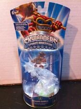 NIB Rare Crystal Clear Wham-Shell Skylanders Spyros Adventure 3DS PS3 Wii Xbox