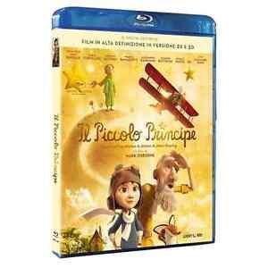 IL PICCOLO PRINCIPE 3D (Blu-ray 3D)DAL CAPOLAVORO DI ANTOINE DE SAINT-EXUPERY