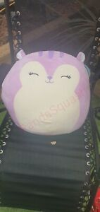 """SQUISHMALLOW 16"""" LARGE PILLOW PET SOFT TOY XMAS GIFT SQUIRREL"""
