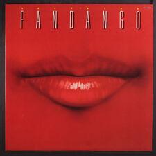 FANDANGO: Last Kiss LP (inner sleeve, promo stamp obc) Rock & Pop
