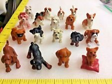 Vintage 1994 Puppy In My Pocket Collection LOT Includes RARE Puppies 18 dog toy