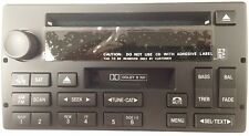 Crown Vic Grand Marquis CD Cassette satellite ready radio.New OEM factory stereo