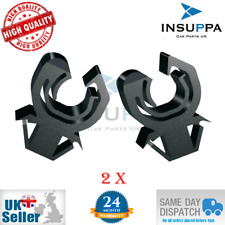 2X ENGINE BONNET PROP ROD CLIP FOR VAUXHALL/OPEL ASTRA MK4 - ZAFIRA A 1180216