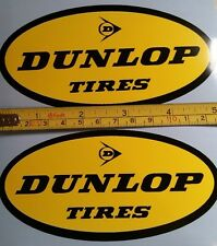 Dunlop decal sticker AHRMA Vintage Motocross Fox CR YZ RM KX 125 250 400 465 500