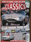 Classics Monthly March 2002 MG Magnette Marcos Gilbern Invader Saab 96 95 Minor