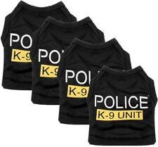 Dog Puppy PET VEST K-9 POLICE UNIT Sz LARGE Jacket USA SELLER Canine Cop Clothes