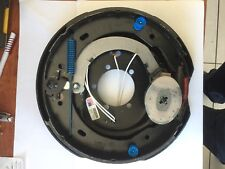 """12"""" Backing plate Dexter USA for electric brakes Trailer Caravan Right Hand Side"""