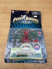 Vintage Power Rangers Zeo Figure Zeo Zord V Micro Playset 1996 Ban Dai Unopened