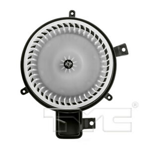 HVAC Blower Motor Front TYC 700252