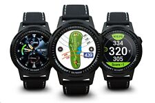 New 2020 Model GOLFBUDDY Aim W10 Golf GPS Smart Watch Touch Screen LCD Display