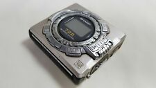 More details for sharp md-ms722h portable mini disc md minidisc player recorder (main unit only)